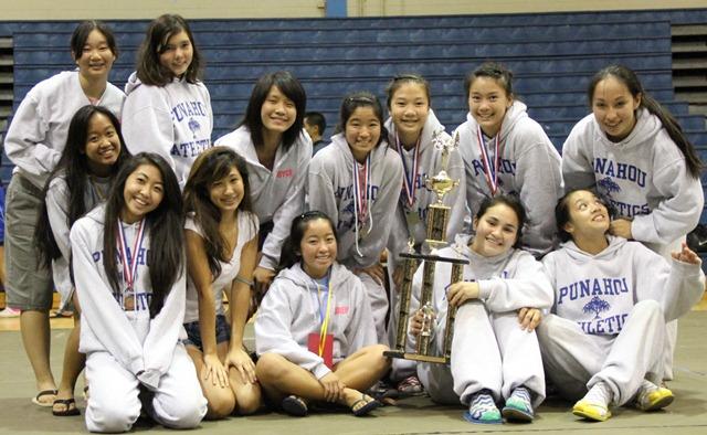 2009 Maui Invitational Tournament Girls' Champion