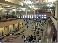 Weight facility @ the RAC