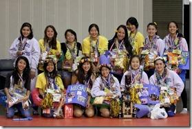 2010 Girls State Champions